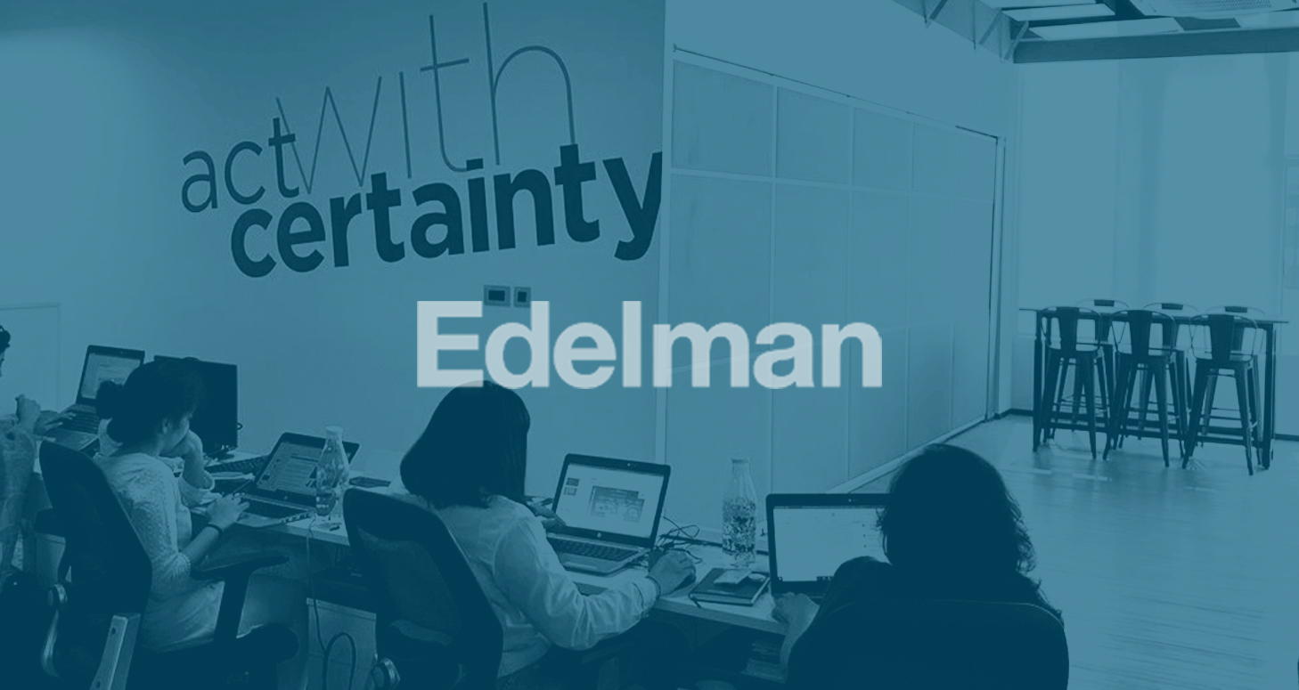 Edelman's Influencer Search and selection strategy case study